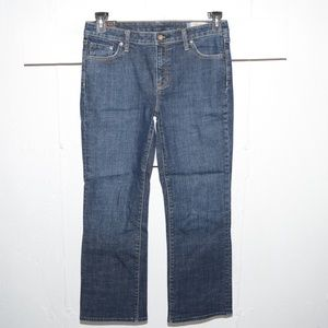 Gap boot womens jeans size 10 Ankle 5431